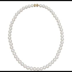 Freshwater Pearl Strand Necklace